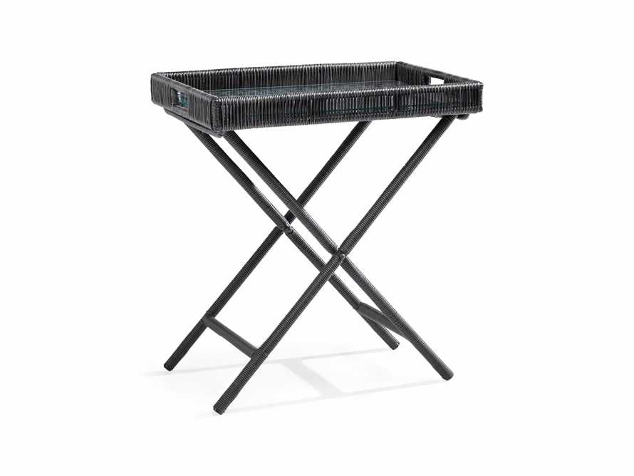 "Malawi Outdoor 28"" Tray Table"