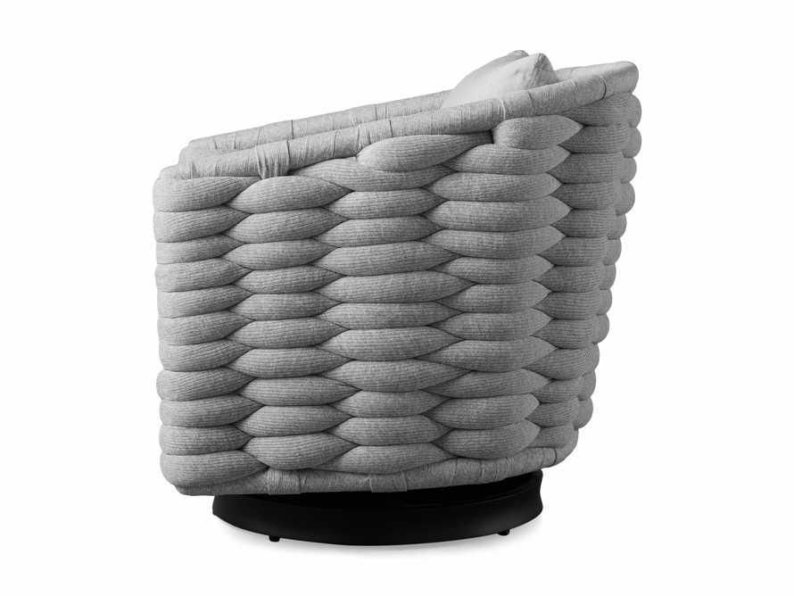 "Melbourne Outdoor Upholstered 30.5"" Swivel Chair, slide 5 of 7"