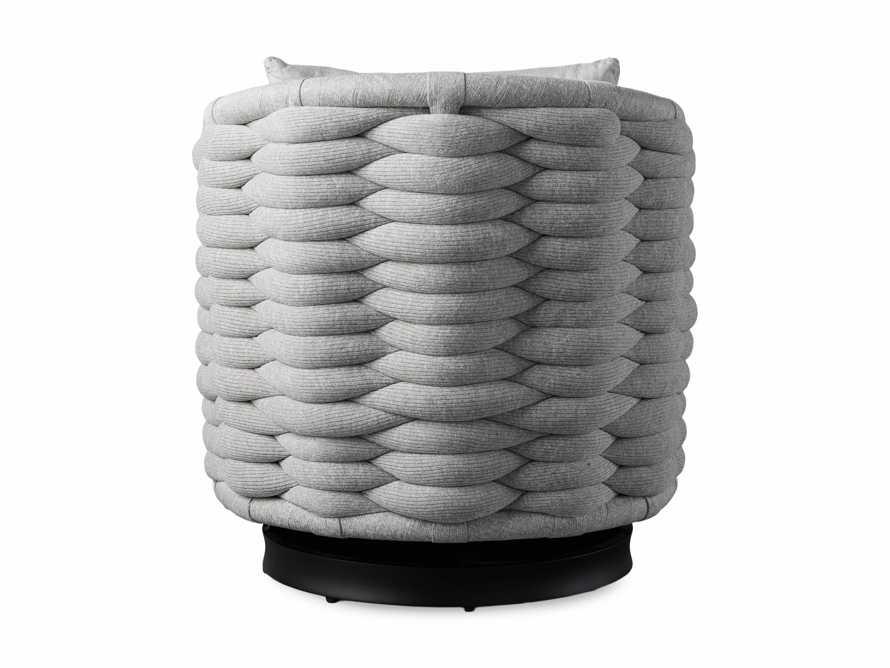 "Melbourne Outdoor Upholstered 30.5"" Swivel Chair, slide 6 of 7"