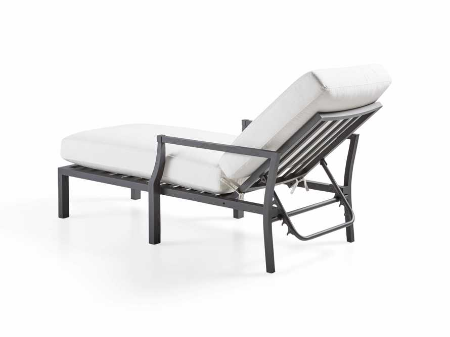 "Montego Outdoor 30"" Chaise in Slate, slide 5 of 7"