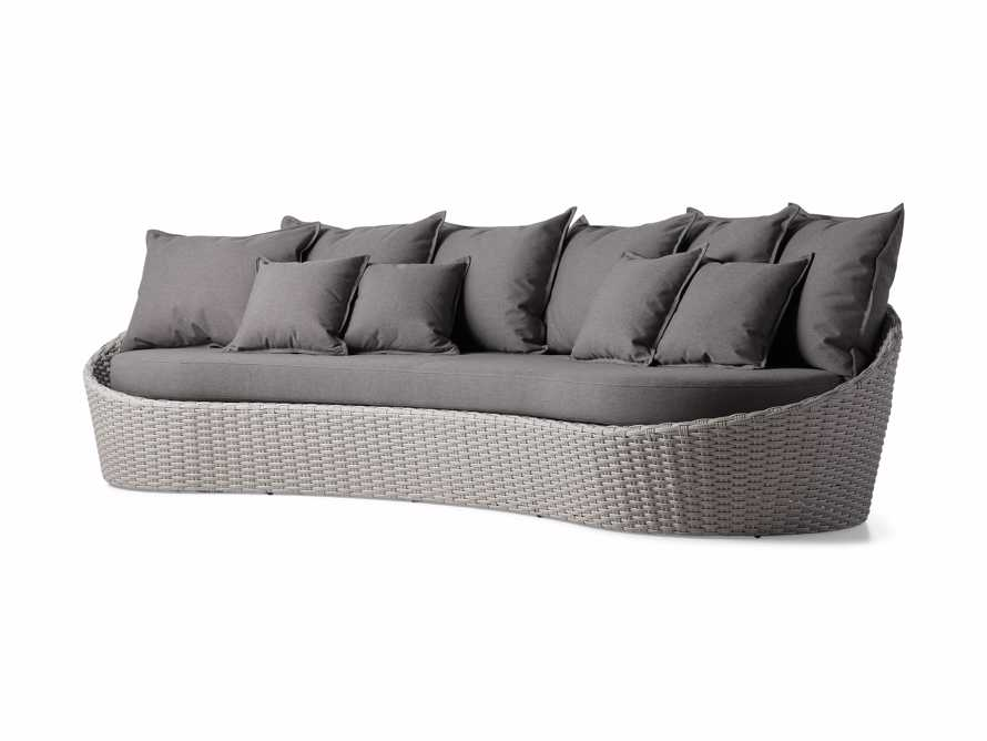"Monterey 122"" Curved Sofa, slide 4 of 7"