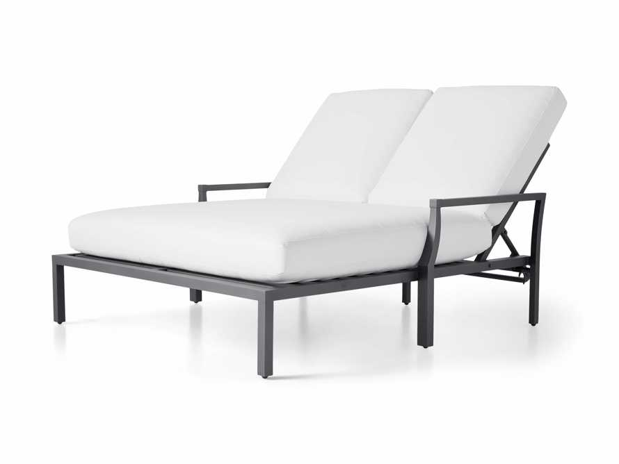 """Montego Outdoor 62.25"""" Double Chaise, slide 3 of 7"""