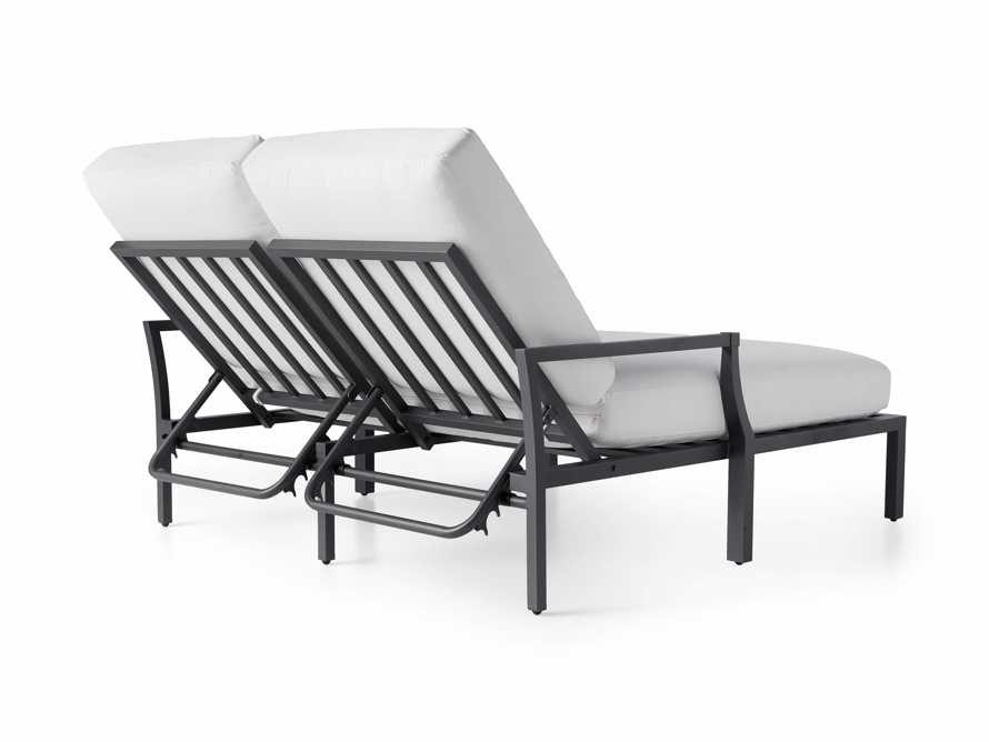 """Montego Outdoor 62.25"""" Double Chaise, slide 6 of 7"""