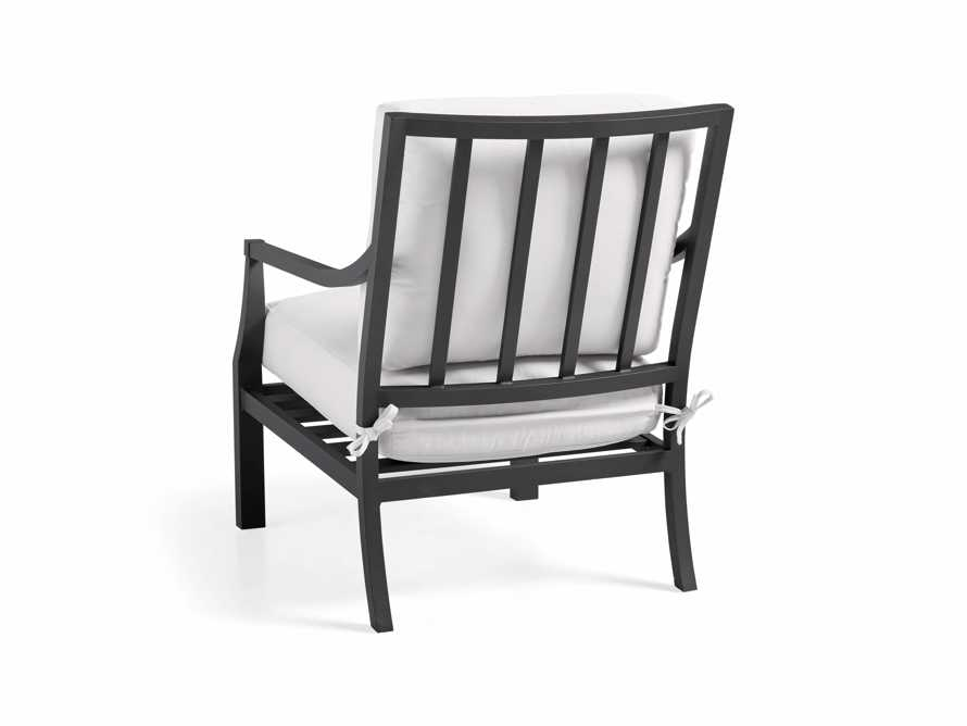 """Montego Outdoor 27"""" Lounge Chair in CANVAS WHITE"""
