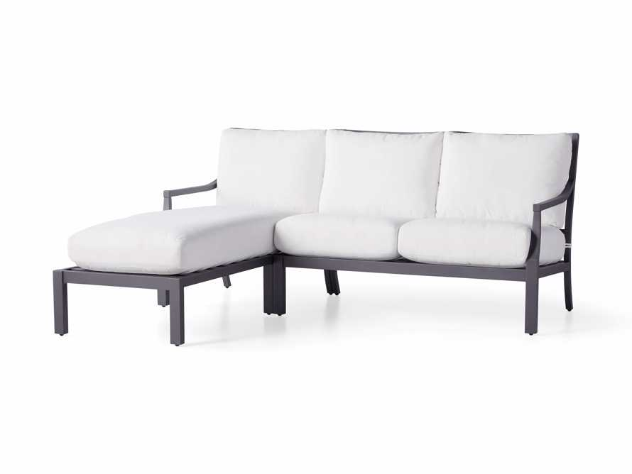 """Montego Outdoor 80.25"""" Two Piece Sectional, slide 2 of 5"""