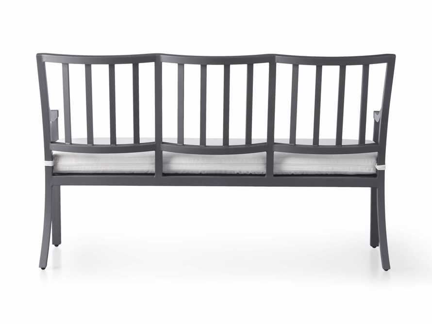 "Montego Outdoor 60"" Dining Bench, slide 5 of 6"