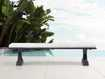 """Montego Outdoor 77"""" Dining Bench Replacement Cushion"""