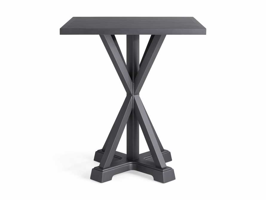 """Montego Outdoor 36"""" Counter Table in Slate, slide 2 of 3"""