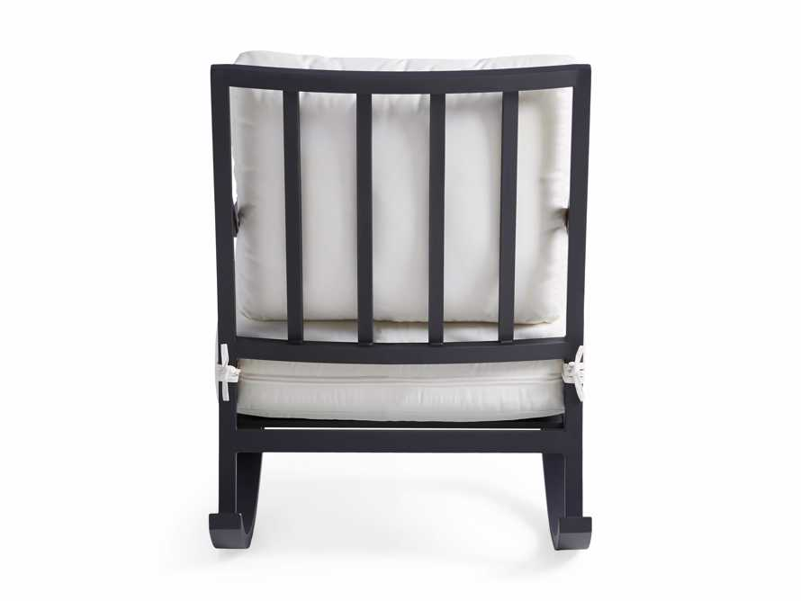 "Montego Outdoor 27"" Rocking Chair in Slate, slide 5 of 6"