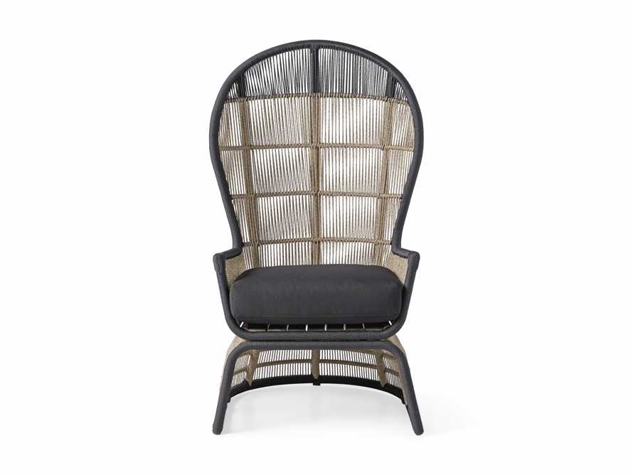 """Palms Outdoor 26.5"""" Lounge Chair, slide 3 of 8"""