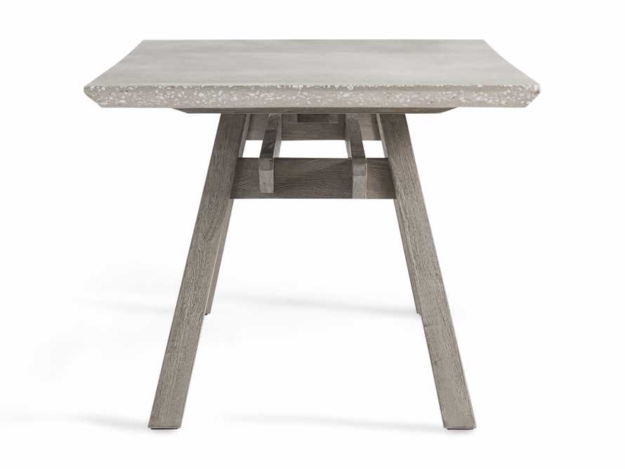 """Rumi Outdoor 78"""" Rectangle Dining Table, slide 4 of 6"""