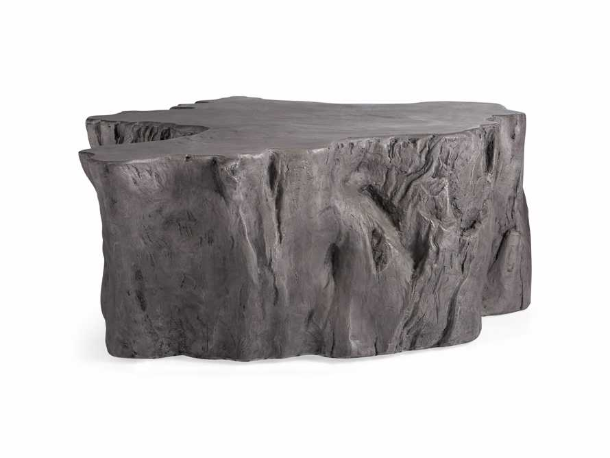 Outdoor Grey Root Coffee Table, slide 2 of 4