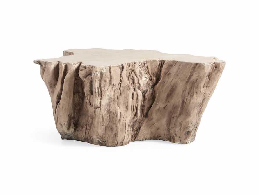 """Root Outdoor 52.5"""" Bleached Coffee Table, slide 4 of 7"""