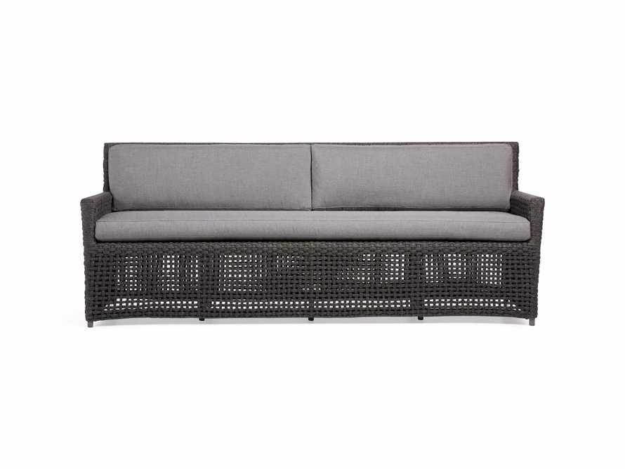 """Schoonover Outdoor 83"""" Sofa, slide 2 of 9"""