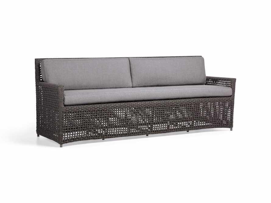 """Schoonover Outdoor 83"""" Sofa, slide 3 of 9"""