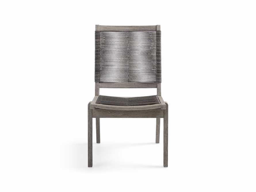 "Tulum Outdoor 22"" Dining Side Chair"