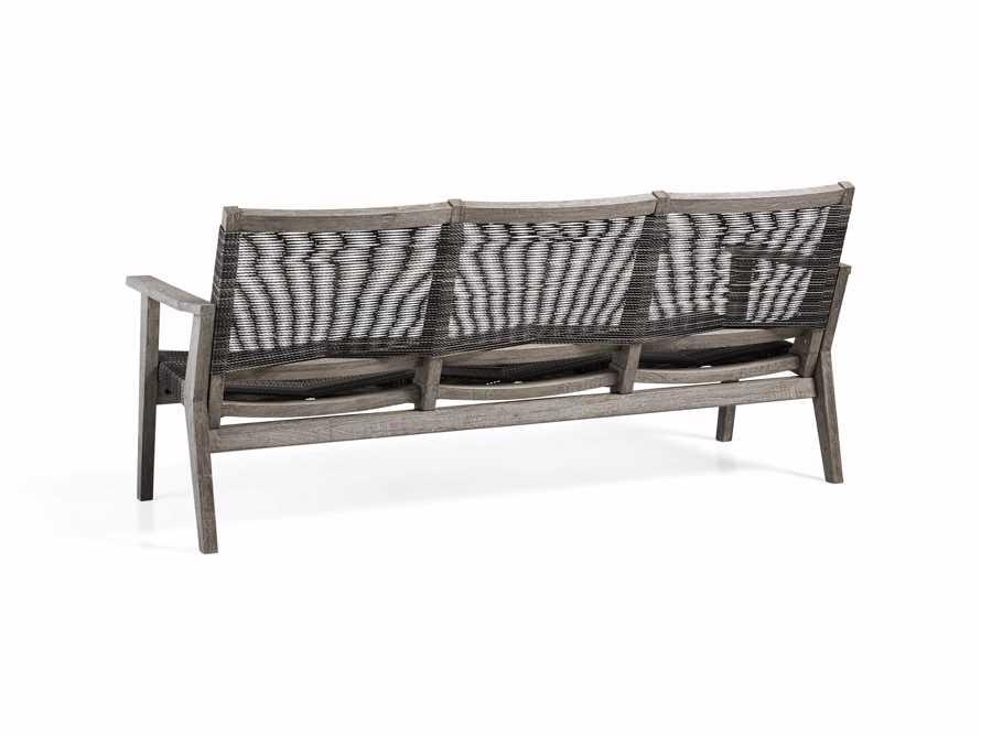 "Tulum 72"" Sofa in Driftwood Grey/Charcoal, slide 5 of 8"