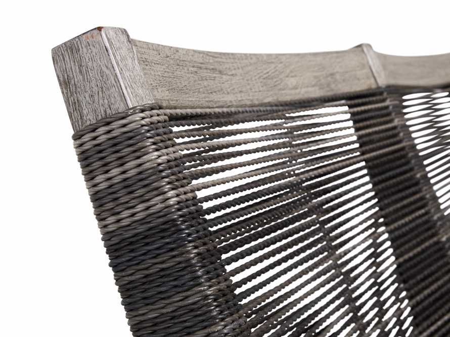 "Tulum 72"" Sofa in Driftwood Grey/Charcoal, slide 6 of 8"