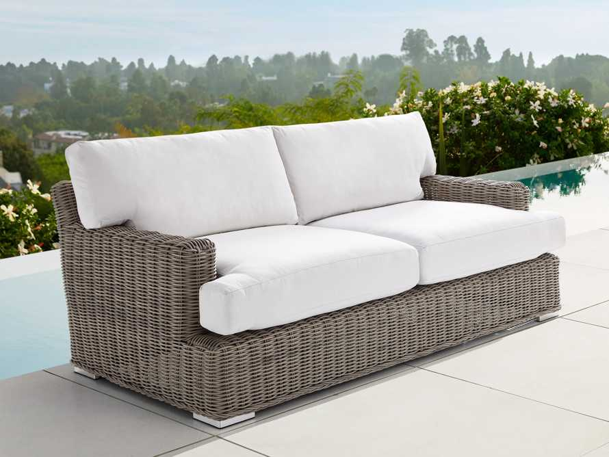 Wyatt Outdoor 76 Sofa Replacement
