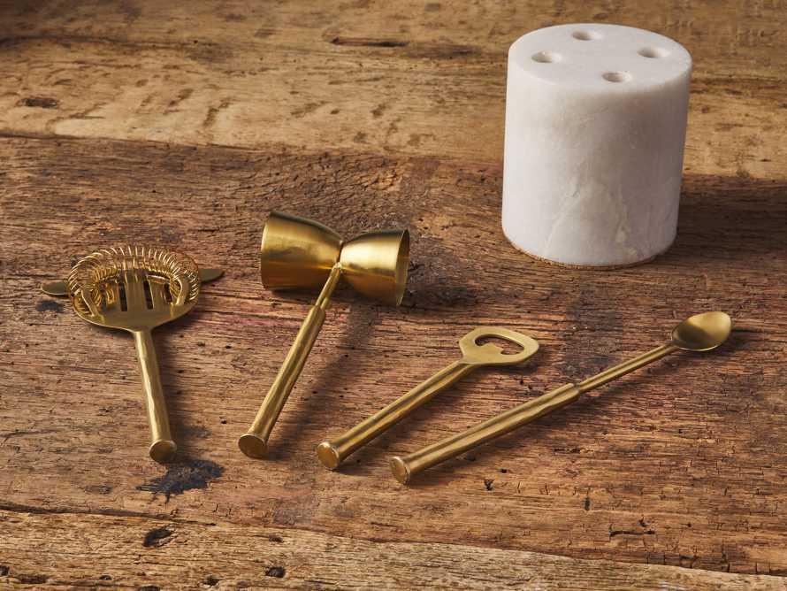 Alexandria Cocktail Tool Set, slide 2 of 4