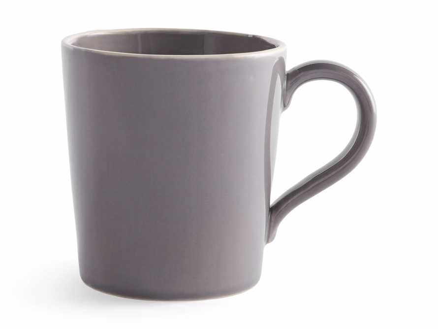 Avignon Grey Polished Mugs (set of 4), slide 4 of 4
