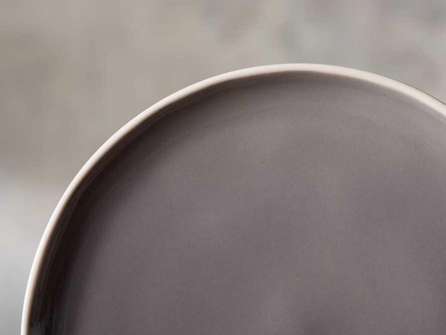Avignon Grey Polished Salad Plate (set of 4), slide 3 of 4