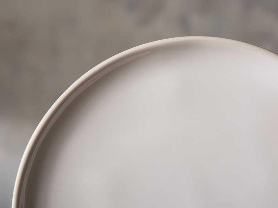 Avignon White Polished Salad Plate (set of 4), slide 3 of 4