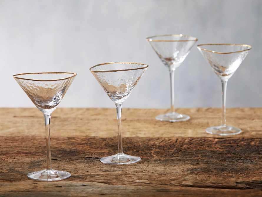 Camilo Cocktail Glass (Set of 4), slide 1 of 5