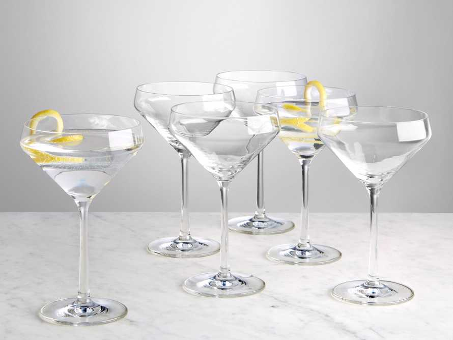 Chalone Cocktail Glass (Set of 6), slide 1 of 5
