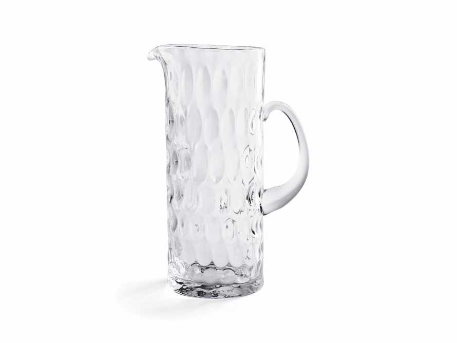 Mira Glass Pitcher
