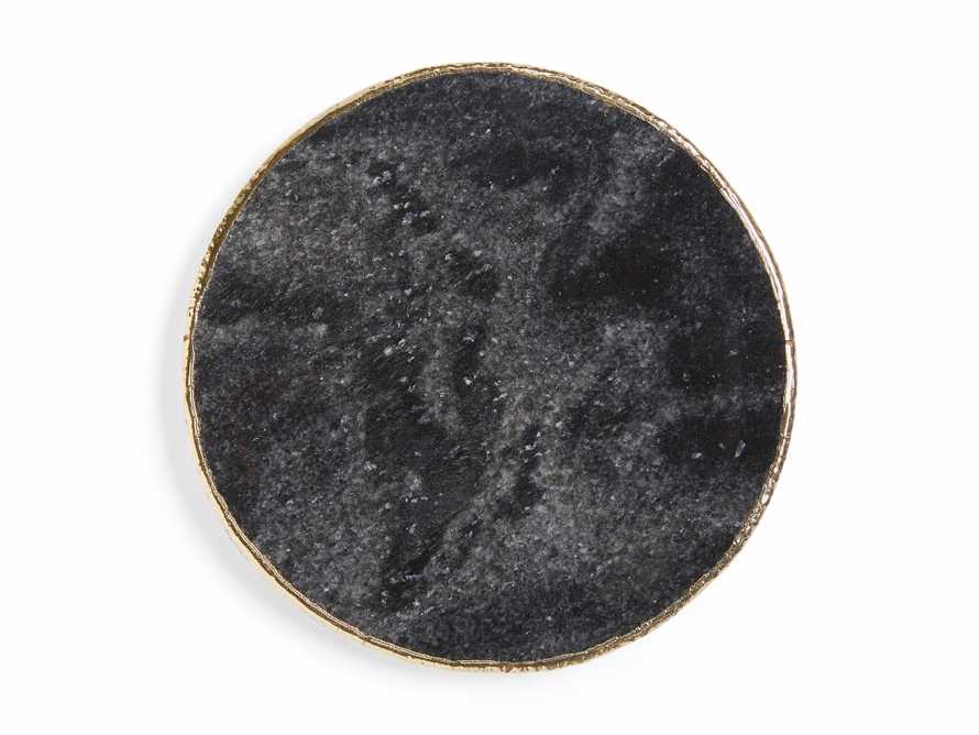 Grey Marble Coasters (Set of 4), slide 5 of 5