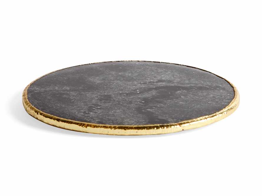 Grey Marble Coasters (Set of 4), slide 3 of 5