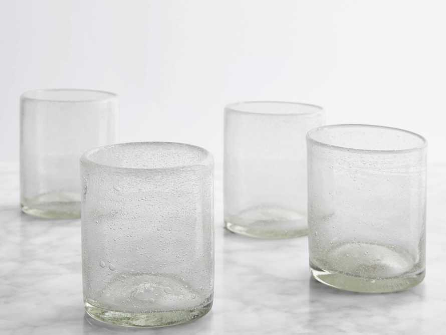 Pacific Double Old-Fashioned Glass in Clear (Set of 4), slide 2 of 3