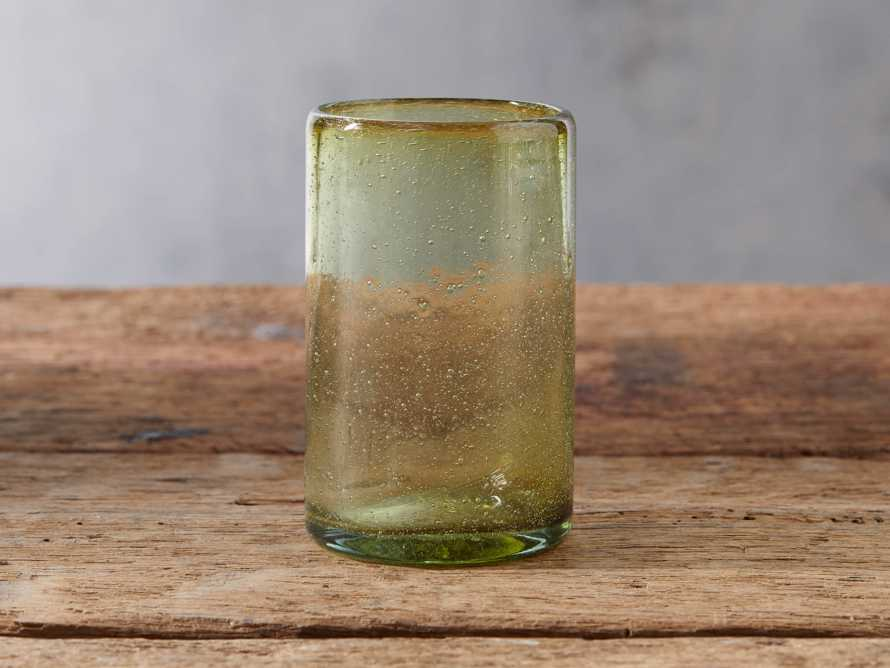 Pacific Highball glassware in Olive, slide 1 of 4