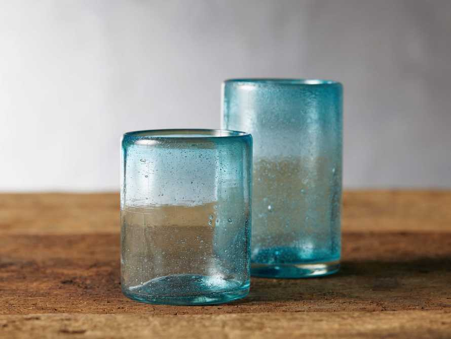 Pacific Double Old-Fashioned Glass in Seaglass (Set of 4), slide 4 of 5