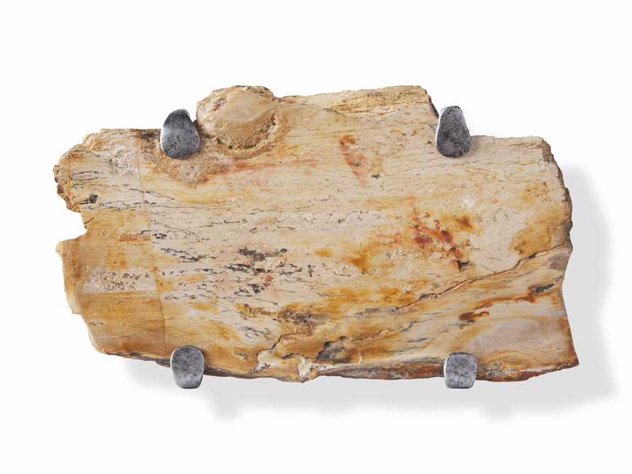 Small Petrified Wood Serving Board, slide 3 of 3