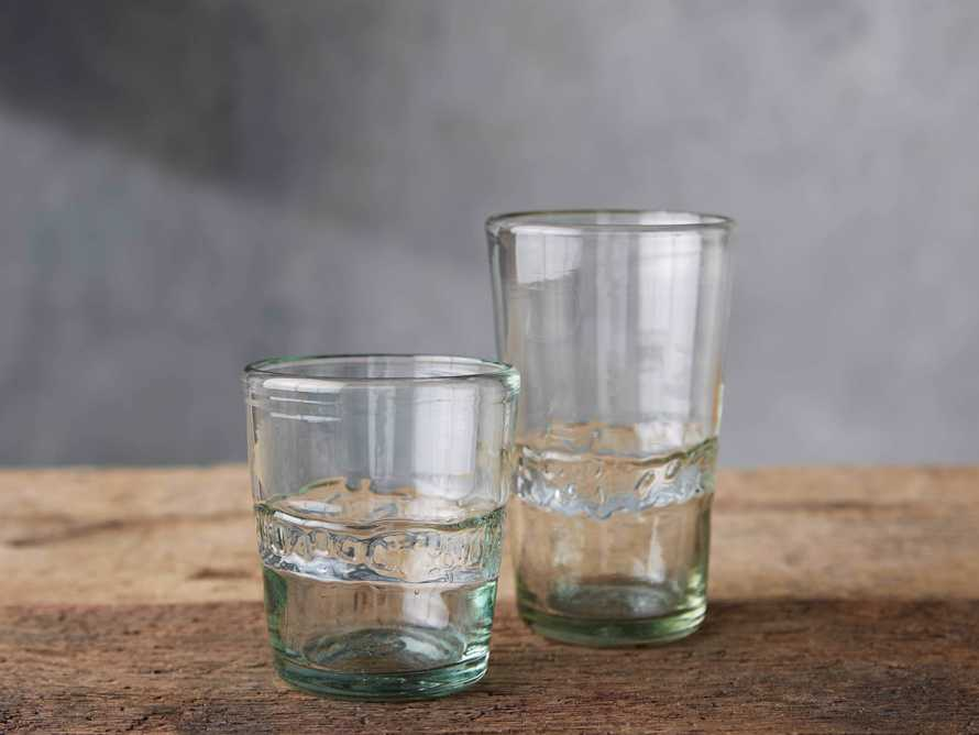 Ribbon Clear Double Old-Fashioned Glasses (Set of 4), slide 4 of 7