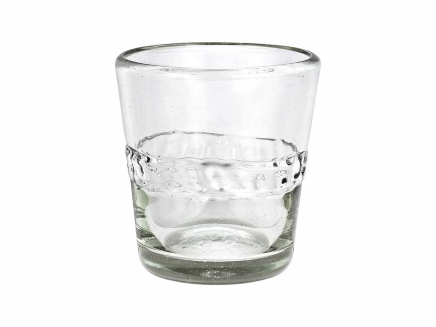 Ribbon Clear Double Old-Fashioned Glasses (Set of 4), slide 9 of 9