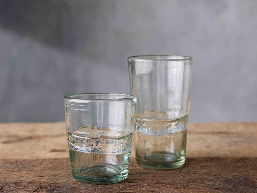 Ribbon Clear Highball Glasses (Set of 4), slide 4 of 8