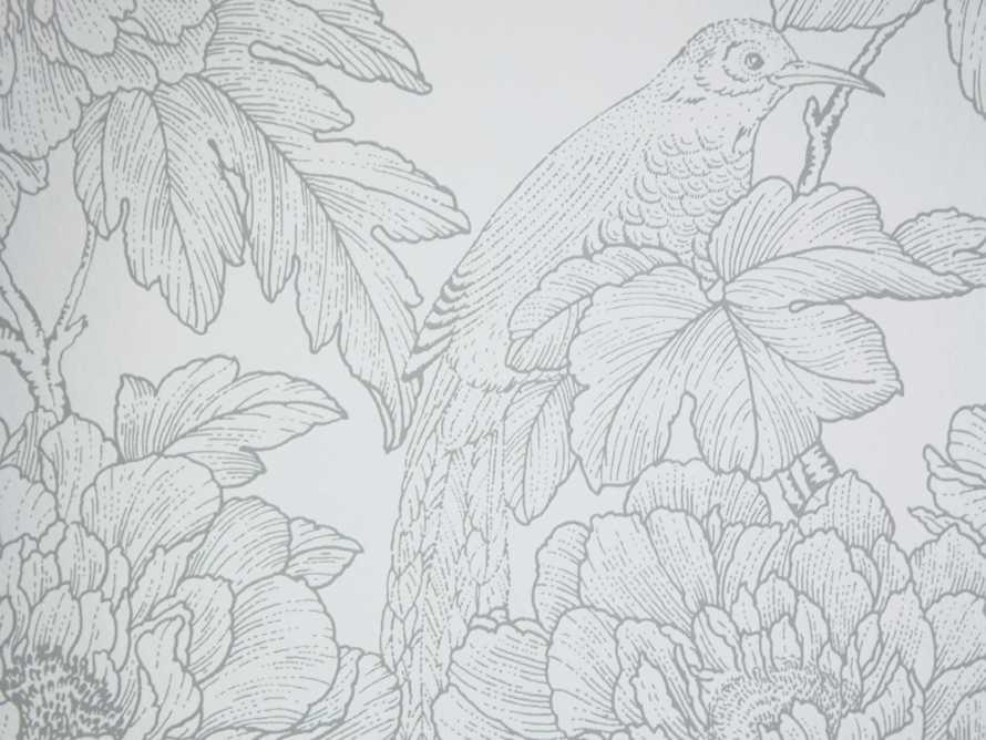 Erinne Wallpaper in Grey, slide 1 of 3