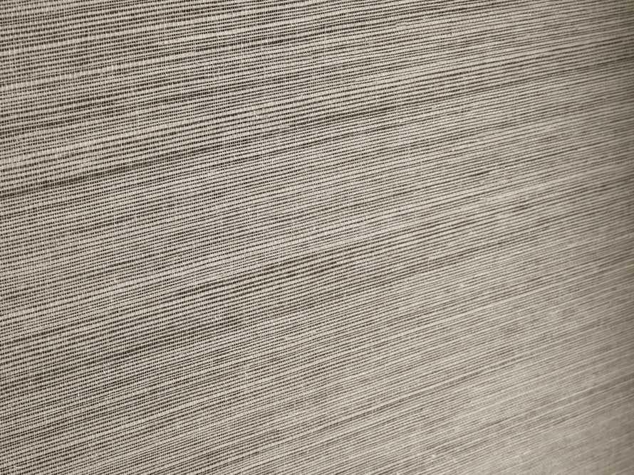 Cormic Grasscloth Wallpaper in Sand, slide 2 of 2