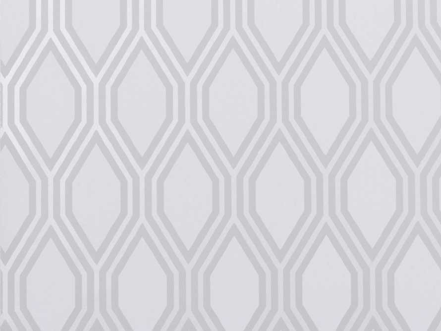 Empire Wallpaper in Grey, slide 2 of 4