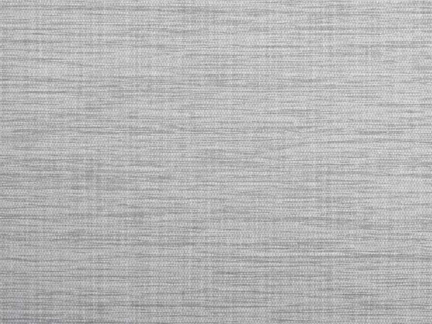 Griffin Grasscloth Wallpaper in Grey, slide 2 of 2