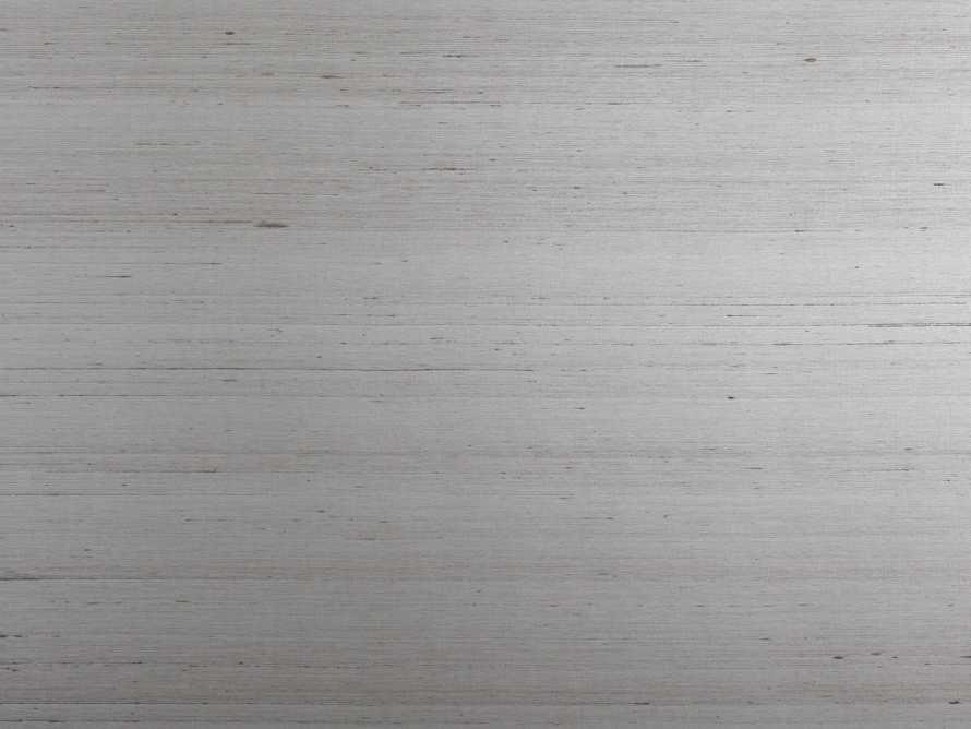 Lorenzo Silk Weave Wallpaper in Grey, slide 2 of 2