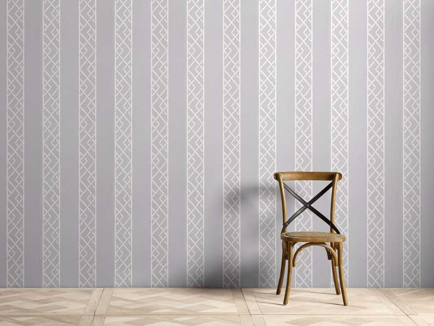 Filigree Wallpaper in Grey, slide 1 of 2