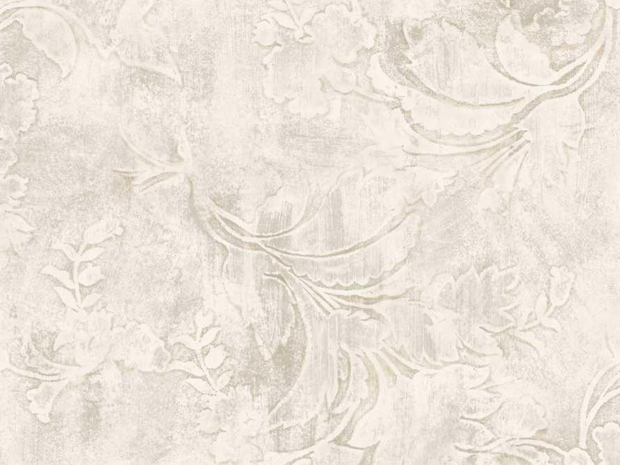 Salamanca Wallpaper in Cream, slide 2 of 2