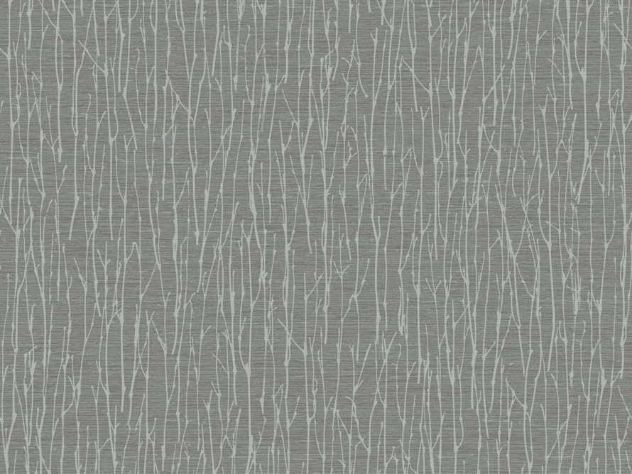 Bristol Wallpaper in Charcoal, slide 2 of 2