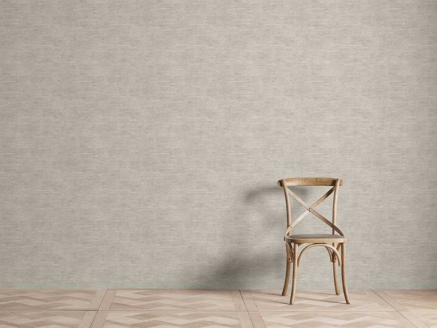 Ashland Wallpaper in Light Grey, slide 1 of 2