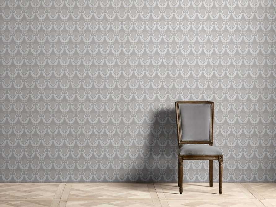 Felecity Wallpaper in Beige, slide 1 of 2