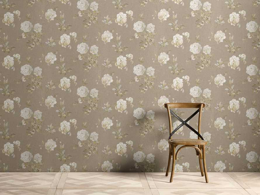 Fleur Gold Wallpaper, slide 1 of 2